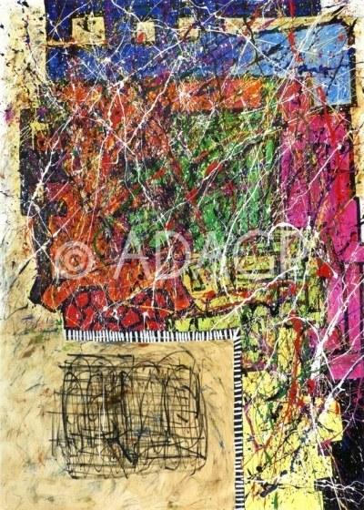 Abstrait de Jean-jacques Marie