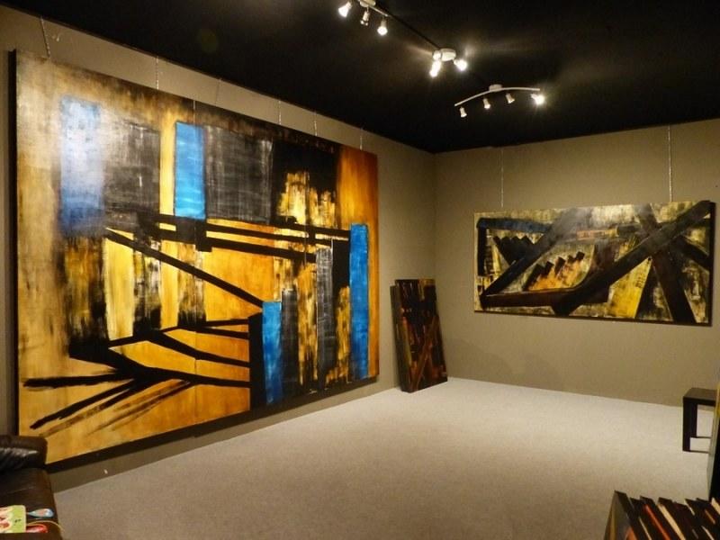En ce moment, exposition Jean-Jacques Marie à Béziers