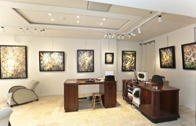Jean-Jacques Marie, exposition de fin d'année à la Galerie Hurtebize