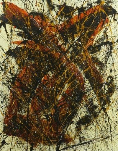 L'expressivité de l'abstrait de Jean-Jacques Marie - Galerie Hurtebize