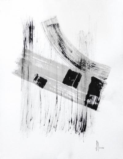 Oeuvres à l'encre de Chine de Jean-Jacques Marie