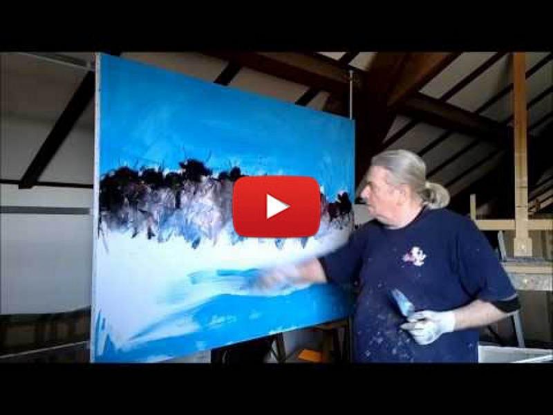 Comment nourrir une toile ? par Jean-Jacques Marie