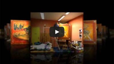 Jean-Jacques Marie, présentation de l'artiste peintre